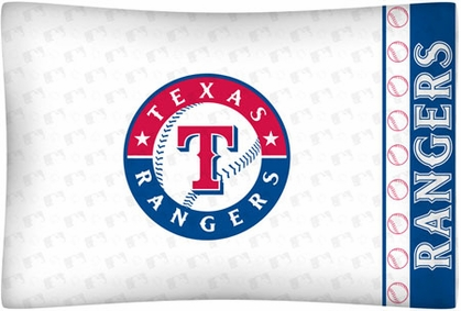 Texas Rangers Individual Pillowcase