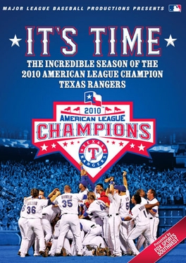 Texas Rangers It's Time DVD