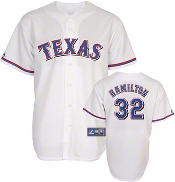 Texas Rangers Josh Hamlton YOUTH Replica Player Jersey