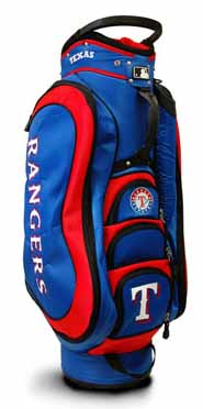Texas Rangers Medalist Cart Bag