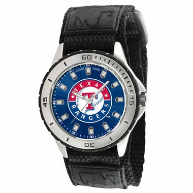 Texas Rangers Mens Veteran Watch