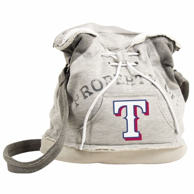 Texas Rangers Property of Hoody Duffle