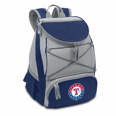 Texas Rangers PTX Backpack Cooler (Navy)