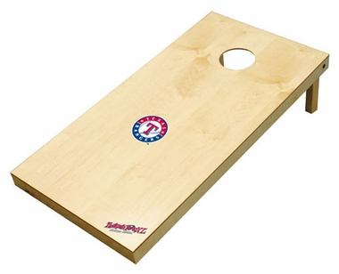 Texas Rangers Regulation Size (XL) Tailgate Toss Beanbag Game