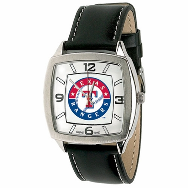 Texas Rangers Retro Mens Watch