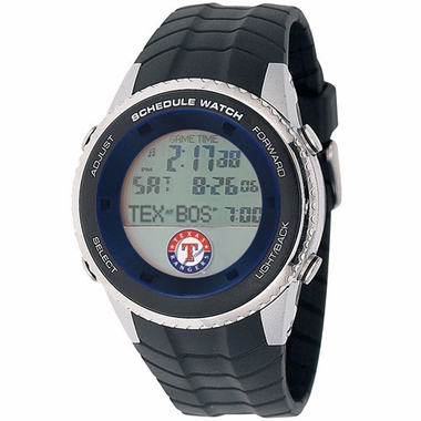 Texas Rangers Schedule Watch