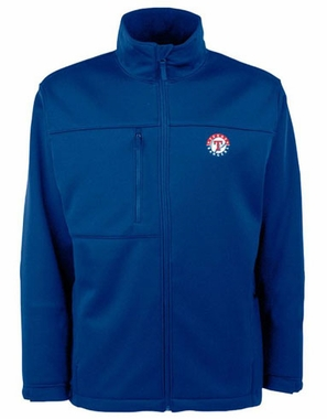 Texas Rangers Mens Traverse Jacket (Team Color: Royal)