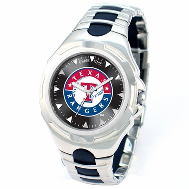 Texas Rangers Victory Mens Watch