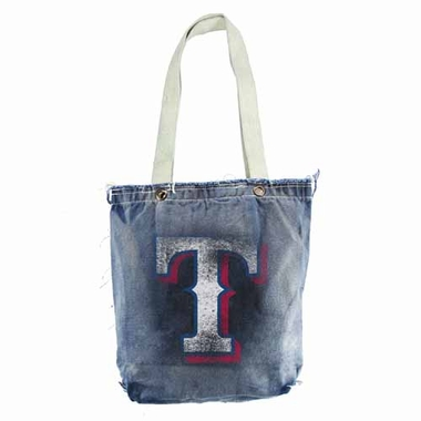 Texas Rangers Vintage Shopper (Denim)