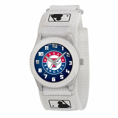 Texas Rangers Youth Rookie Watch (White)