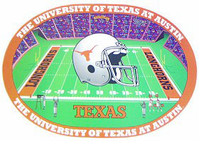 Texas Set of 4 Placemats