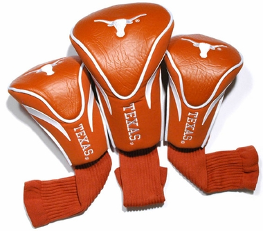 Texas Set of Three Contour Headcovers