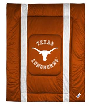 Texas SIDELINES Jersey Material Comforter