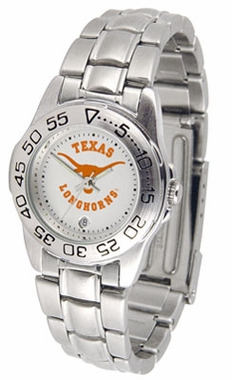 Texas Sport Women's Steel Band Watch