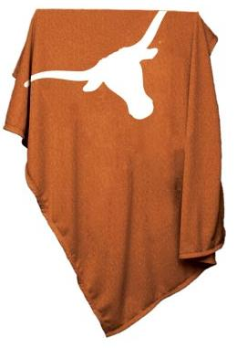 Texas Sweatshirt Blanket