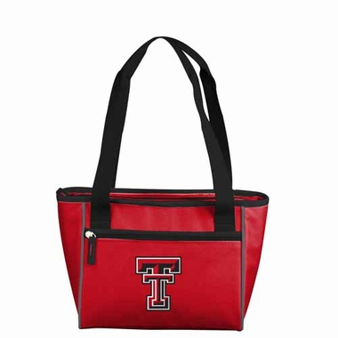 Texas Tech 16 Can Tote Cooler