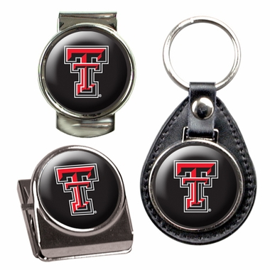 Texas Tech 3 Piece Gift Set