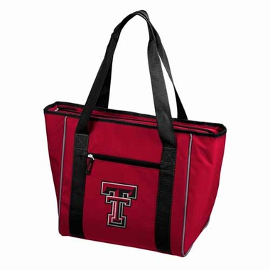 Texas Tech 30 Can Tote Cooler