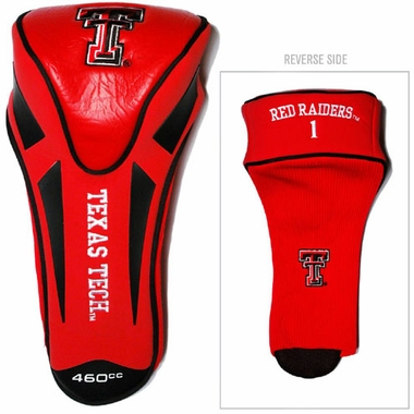 Texas Tech Apex Driver Headcover