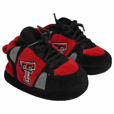 Texas Tech Baby Slippers