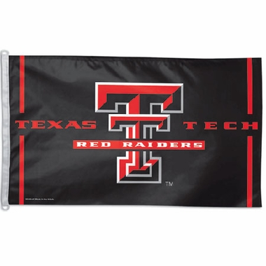 Texas Tech Big 3x5 Flag