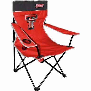 Texas Tech Broadband Quad Tailgate Chair