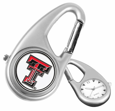 Texas Tech Carabiner Watch
