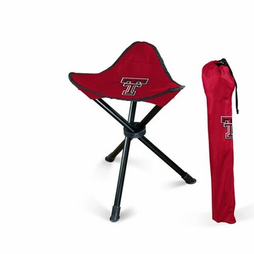 Texas Tech Collapsable Stool