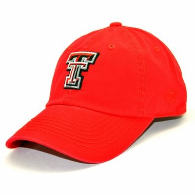 Texas Tech Crew Adjustable Hat