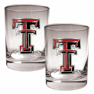 Texas Tech Double Rocks Set
