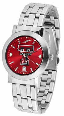 Texas Tech Dynasty Men's Anonized Watch