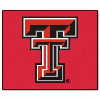 Texas Tech Economy 5 Foot x 6 Foot Mat