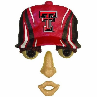 Texas Tech Forest Face