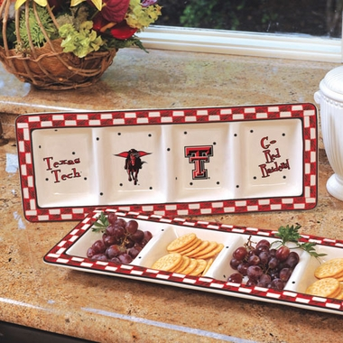 Texas Tech Gameday Relish Tray