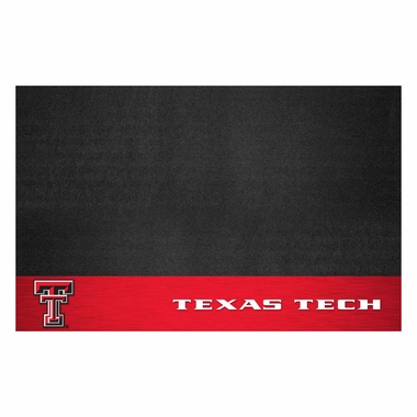 Texas Tech Grill Mat