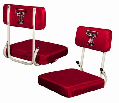 Texas Tech Hard Back Stadium Seat