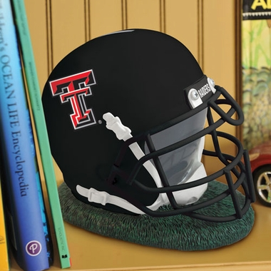 Texas Tech Helmet Shaped Bank