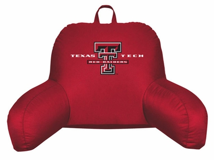 Texas Tech Jersey Material Bedrest