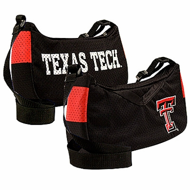 Texas Tech Jersey Material Purse
