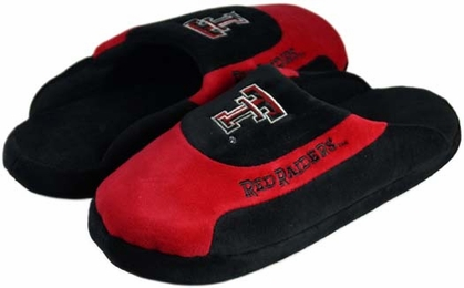 Texas Tech Low Pro Scuff Slippers