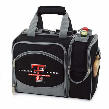 Texas Tech Malibu Picnic Cooler (Black)