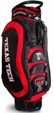 Texas Tech Medalist Cart Bag
