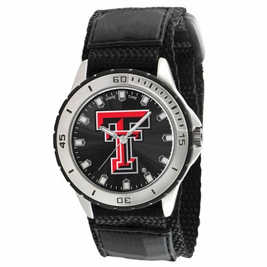 Texas Tech Mens Veteran Watch