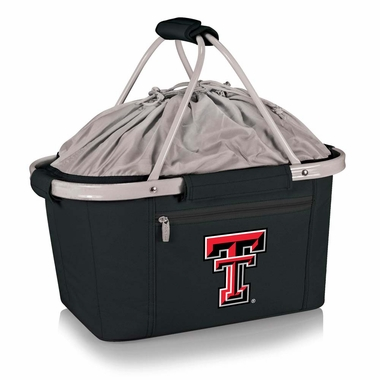 Texas Tech Metro Basket (Black)