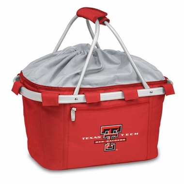 Texas Tech Metro Basket (Red)