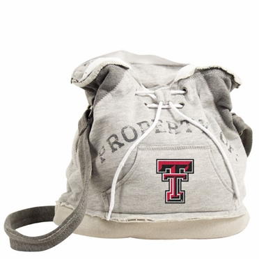 Texas Tech Property of Hoody Duffle