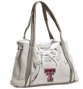 Texas Tech Property of Hoody Purse
