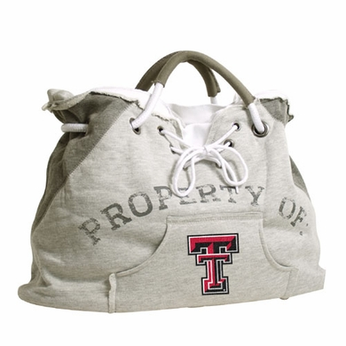 Texas Tech Property of Hoody Tote