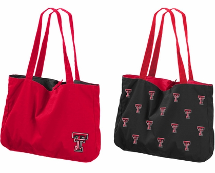 Texas Tech Reversible Tote Bag