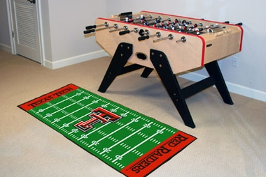 Texas Tech Runner Rug